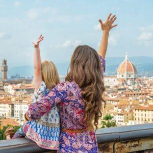 Firenze, una città a misura di…bambino!